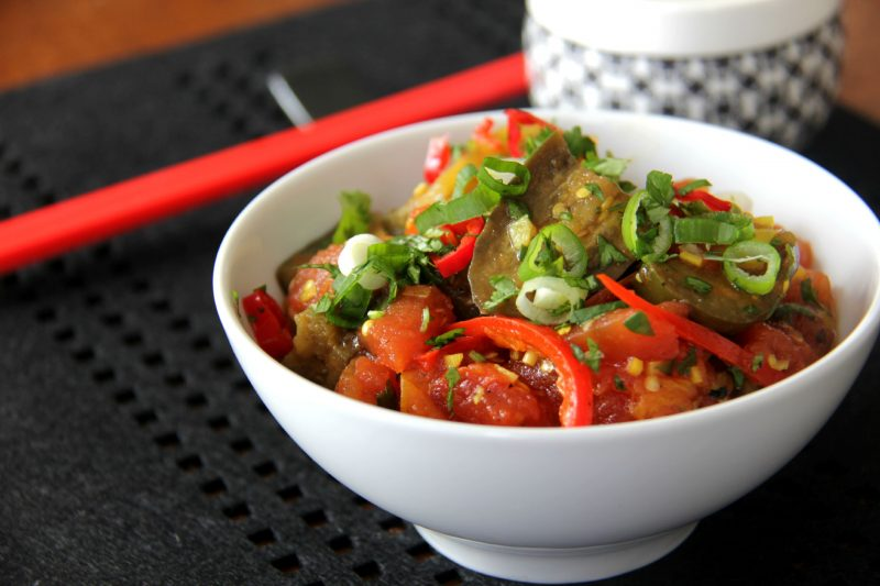 Vietnamese Eggplant Claypot Recipe