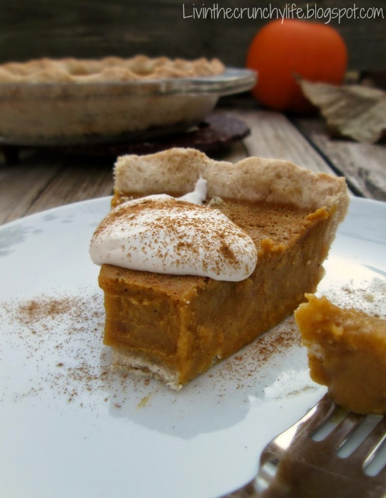 AIP Pumpkin Pie (Baked) Recipe