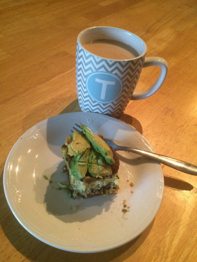 Plantain and egg bake Recipe