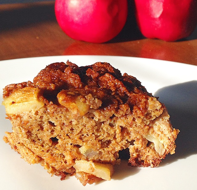 Apple Cinnamon Flaxseed Bread Recipe