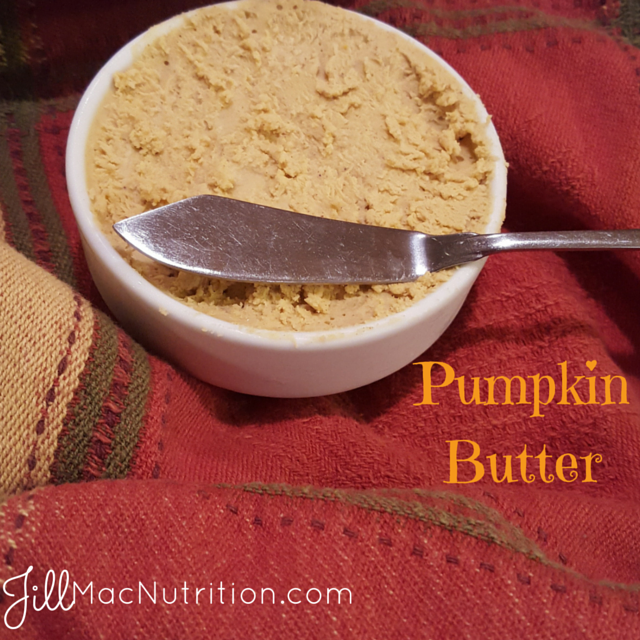 Pumpkin Butter Recipe