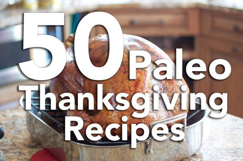 50 Thanksgiving Paleo Recipes small image
