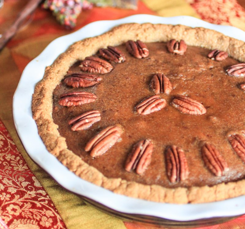 Pecan Pie (from Gather) Recipe