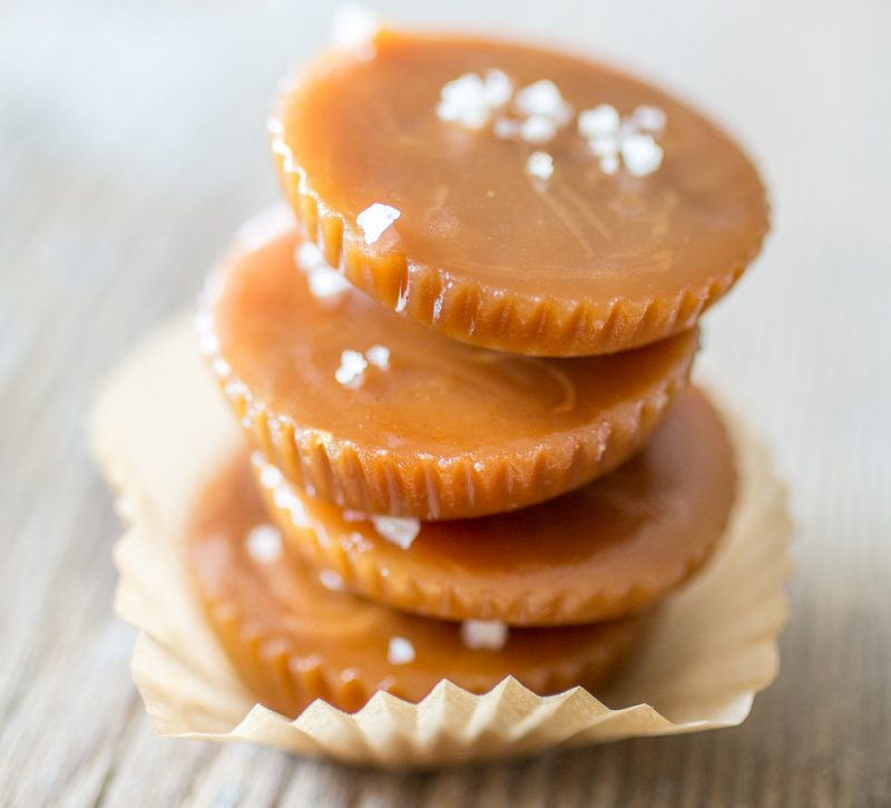 Dairy-free Caramel Recipe