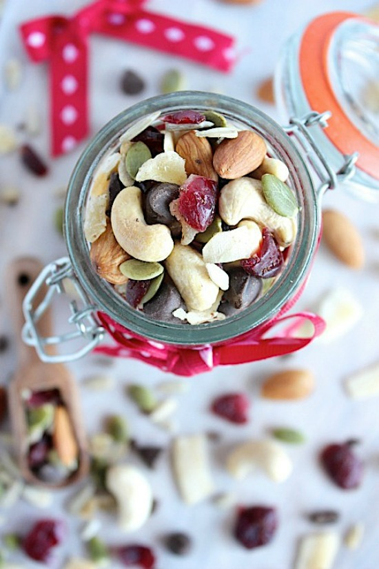 Healthy Homemade Holiday Snack Mix - Primal Palate | Paleo Recipes