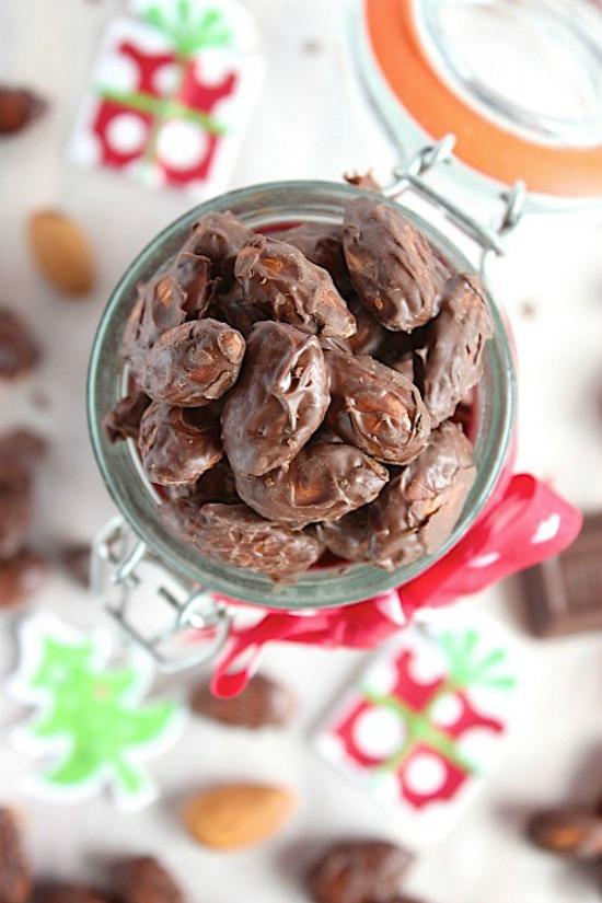 DYI – Dark Chocolate Coated Oven Roasted Almonds Recipe