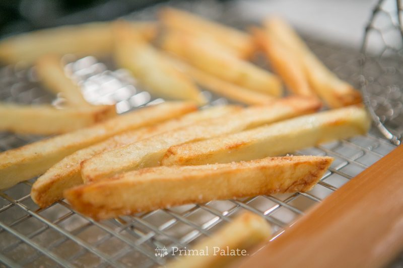 Paleo Gluten-free Fish and Chips Recipe-101