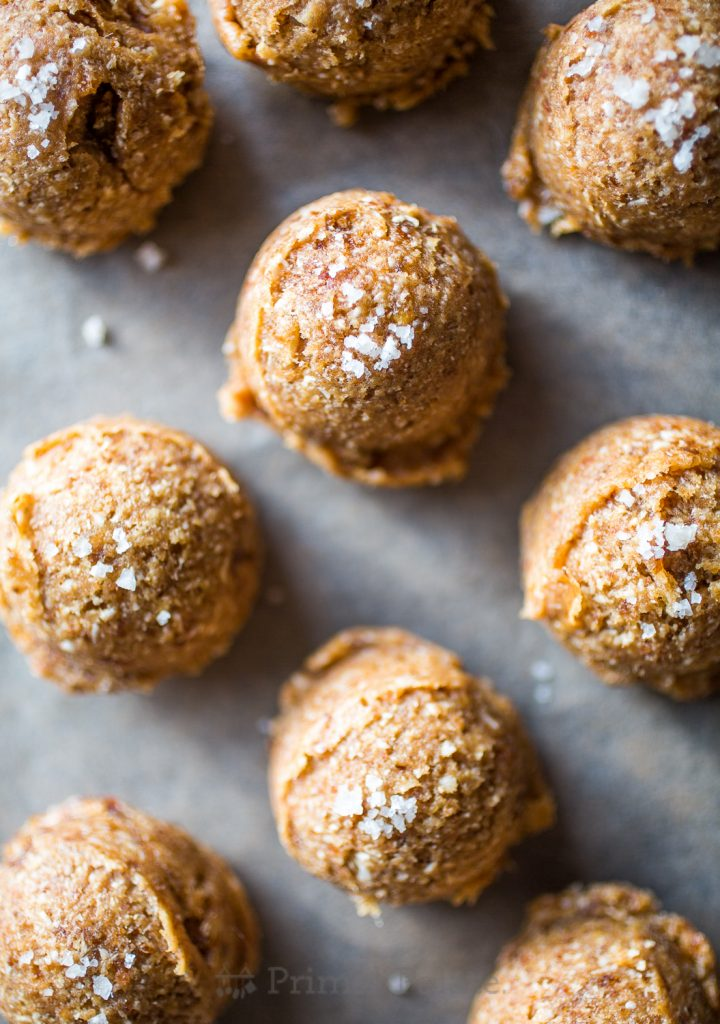 Pumpkin Spice Snack Bites Recipe