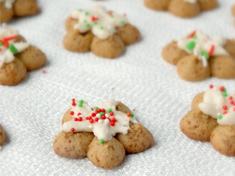 Paleo Spritz Cookies Recipe