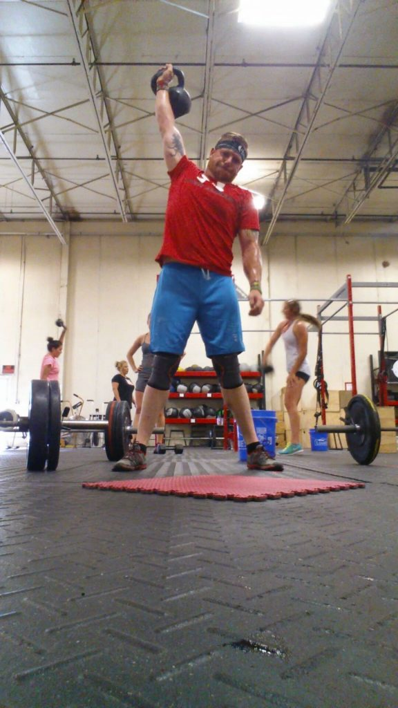 Steve CrossFit