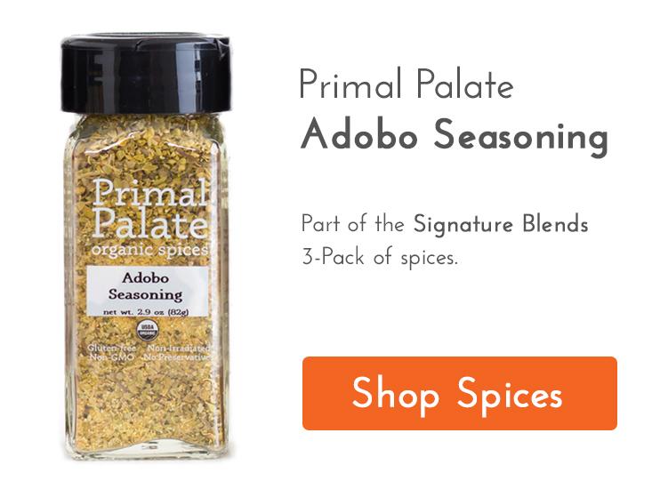 Adobo Seasoning Ad