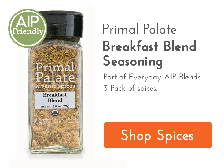 Breakfast Blend Spice Ad