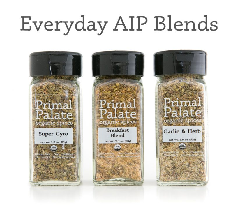 Everyday AIP Blends