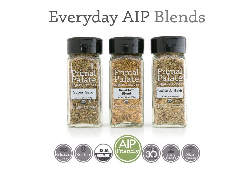 Everyday AIP Blends Announcement