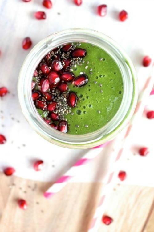 Energizing Green Apple Super Smoothie Recipe