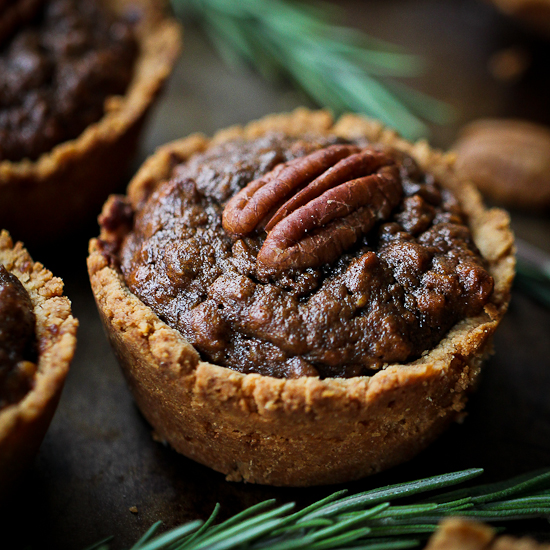 Mini Pecan Pies Recipe