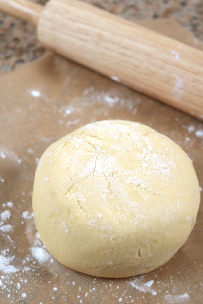 Paleo Multipurpose Dough