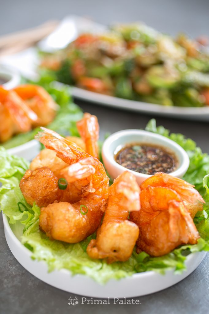 Tempura Shrimp Recipe
