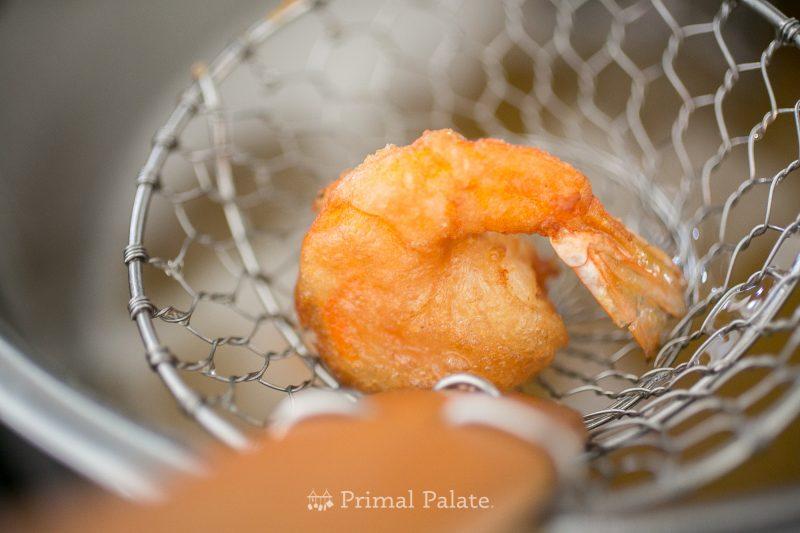 Paleo Tempura Shrimp-5