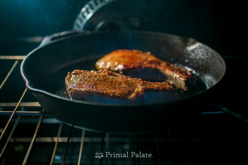 Pan Roasted Pork Chops (AIP-friendly) Recipe