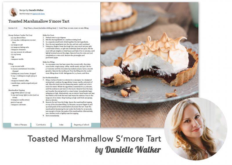 Recipe -Danielle Walker