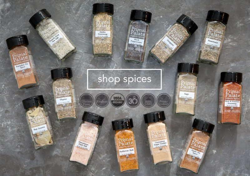 Shop Spices