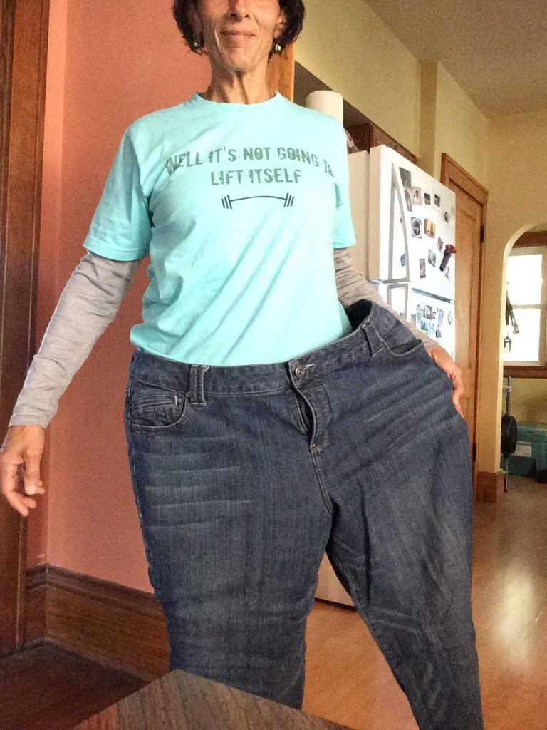 Jeanne Paleo weight loss