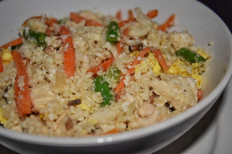 Paleo Fried Rice Recipe