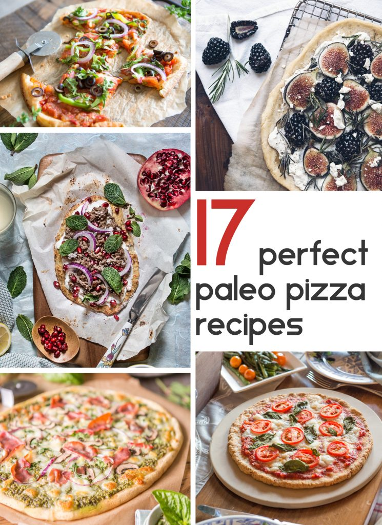 17 Perfect Paleo Pizza Recipes