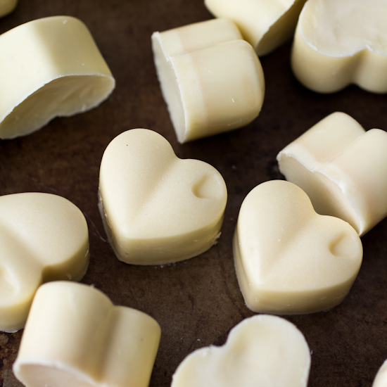Sugar Free Homemade White Chocolate Recipe