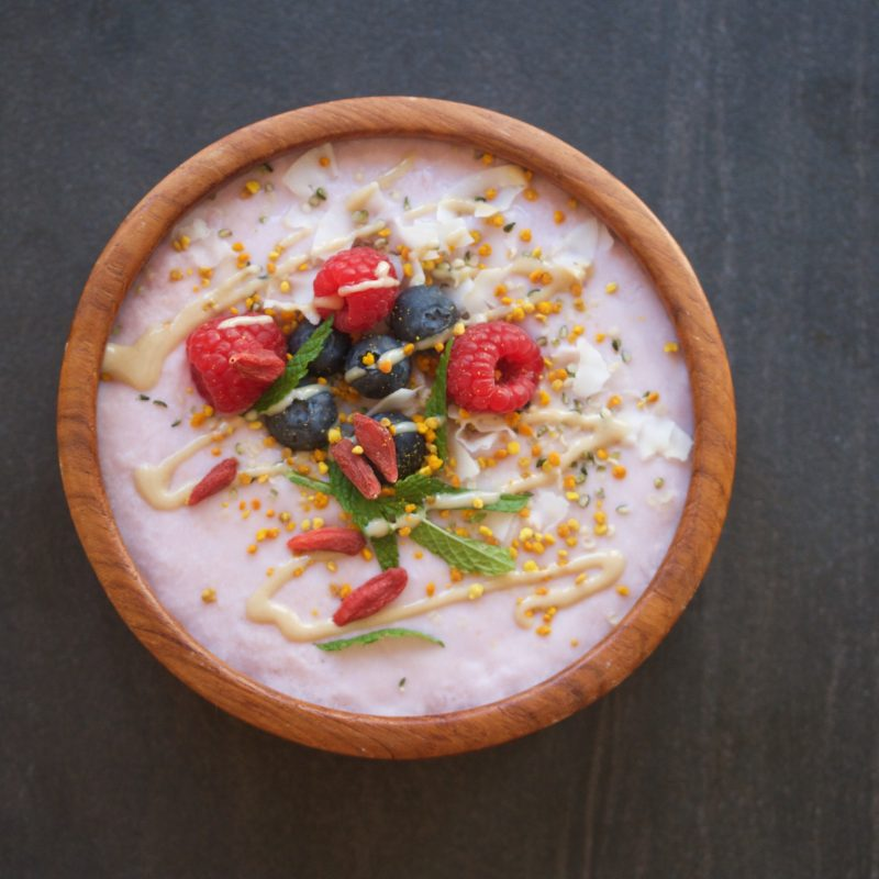 Probiotic Coconut Yogurt Recipe