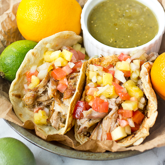Crockpot Carnitas Recipe