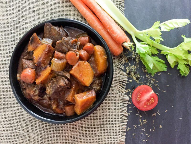 Crockpot Paleo Beef Stew Recipe