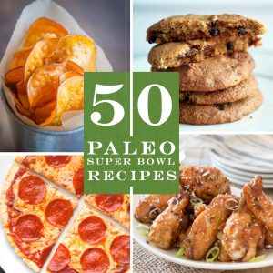 Super Bowl 50 Paleo Recipe Roundup