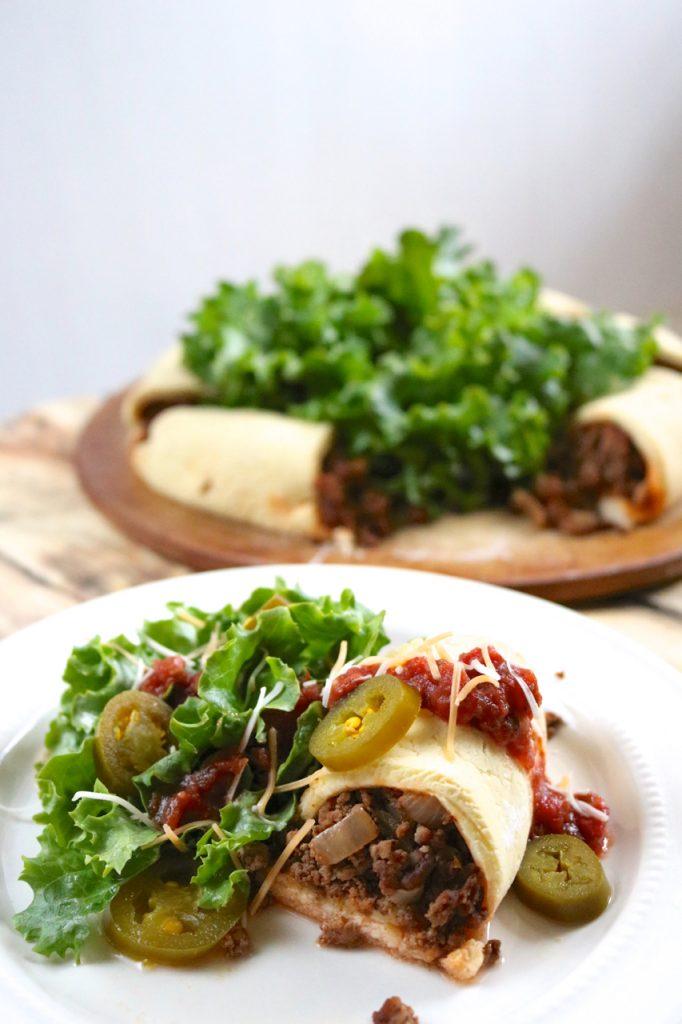 Taco Ring Recipe
