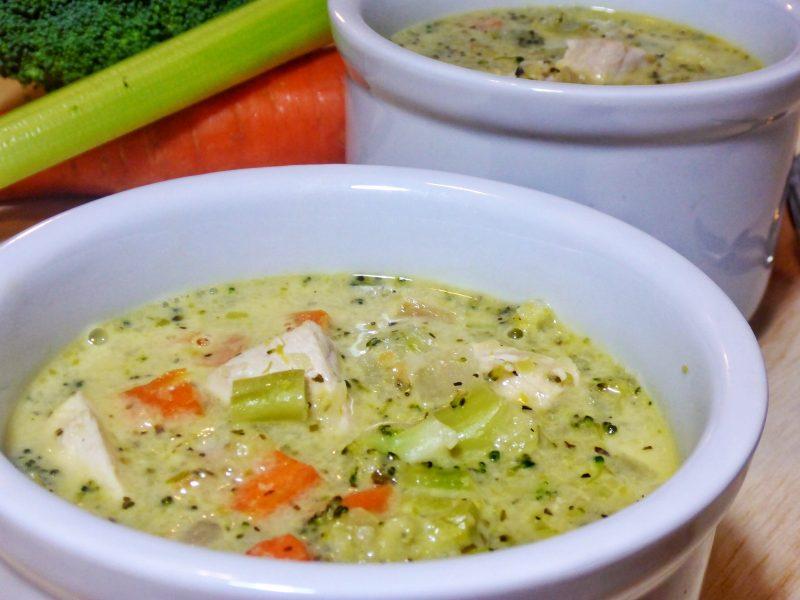 Veggie Chowder Recipe