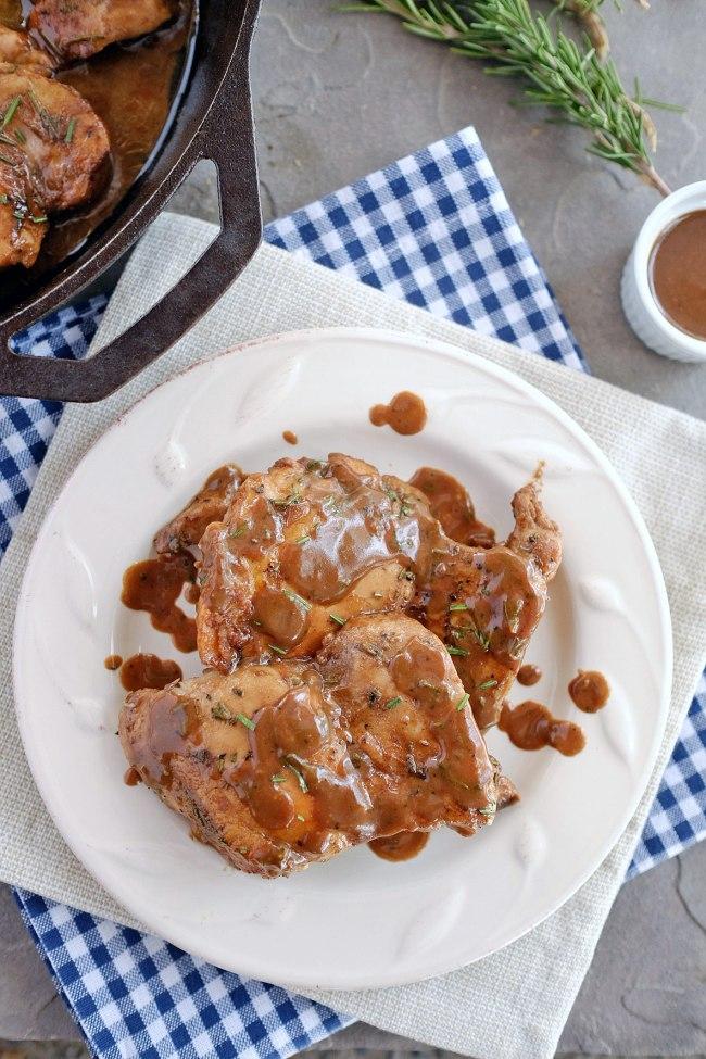 Balsamic Honey Mustard Chicken Recipe