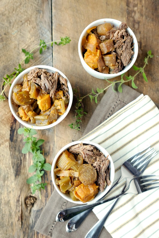 Crockpot Beef Roast and Veggies Recipe