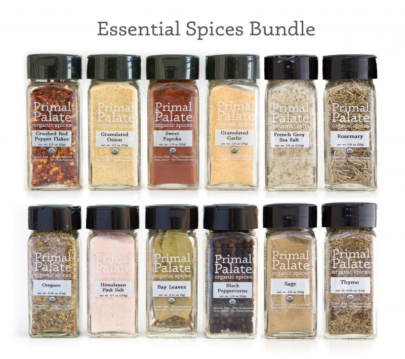 Essential Spices Bundle