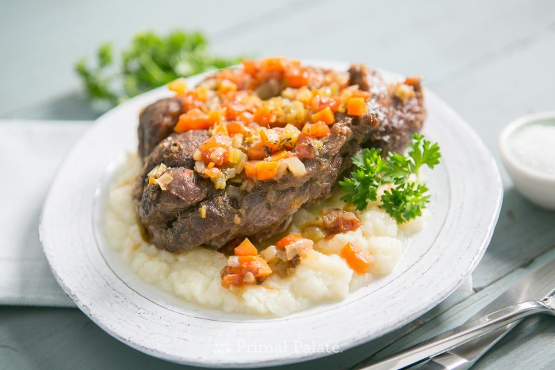 Garlic and Herb Osso Buco Recipe