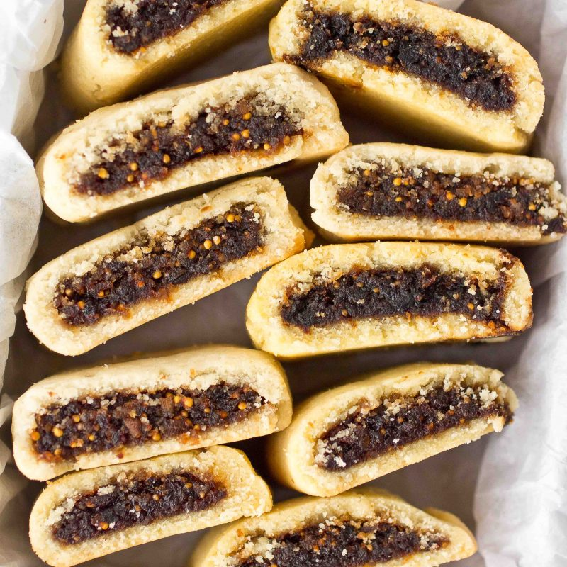 Homemade Fig Newtons Recipe