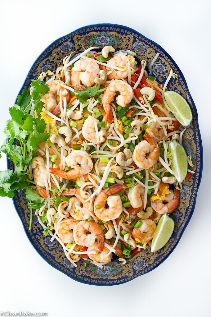 Homemade Pad Thai Recipe