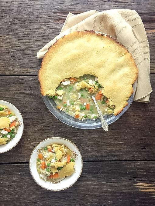 Paleo Chicken Pot Pie Recipe