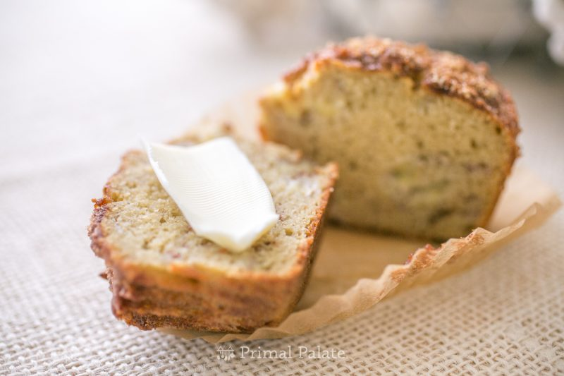 Paleo Banana Nut Muffins-11