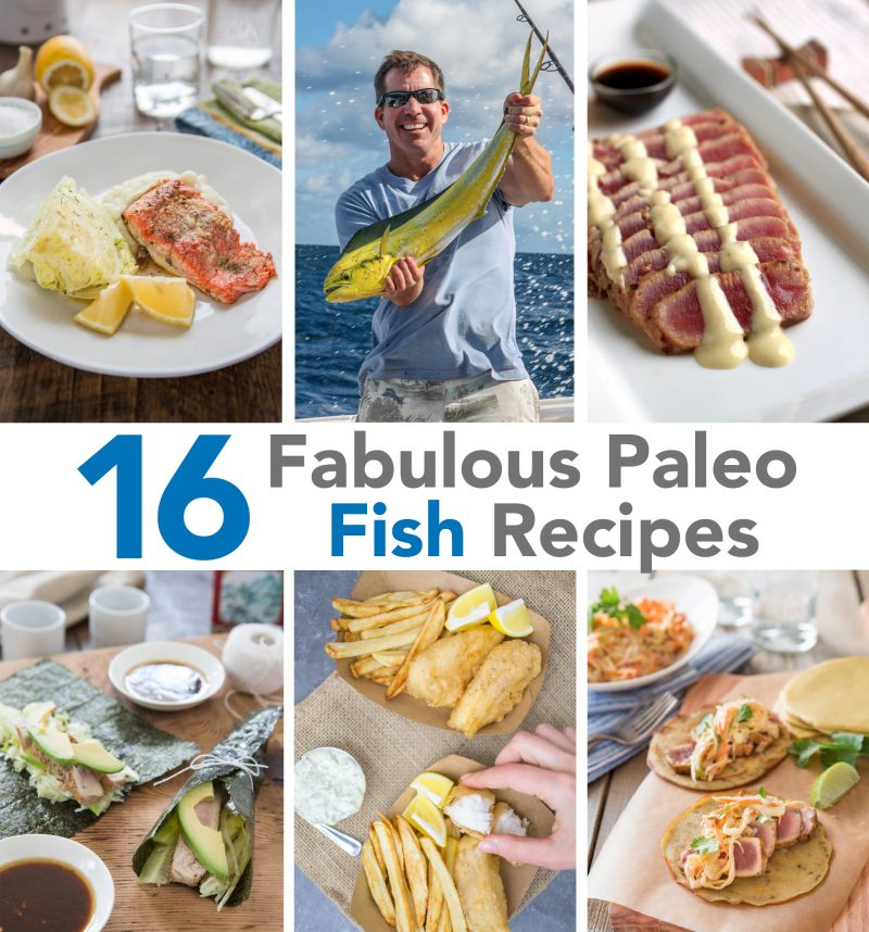 Paleo Fish Recipes