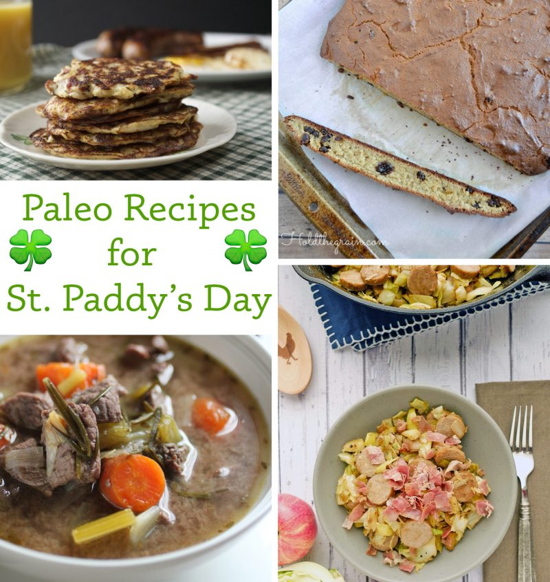 Paleo Recipes St Paddys