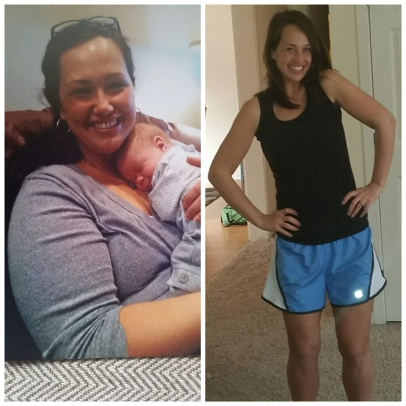 Jennifer's Paleo weight loss