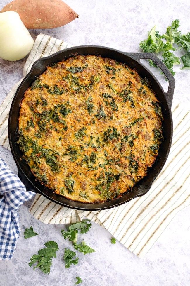 Sweet Potato Quiche Recipe
