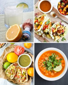 Cinco De Mayo Paleo Recipe Roundup