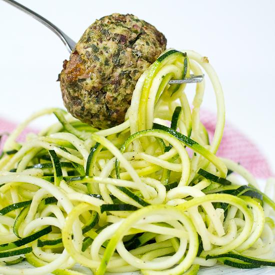 Green Meatballs Recipe
